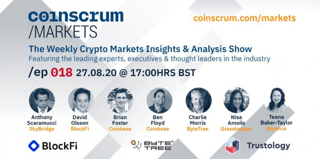 Coinscrum Markets